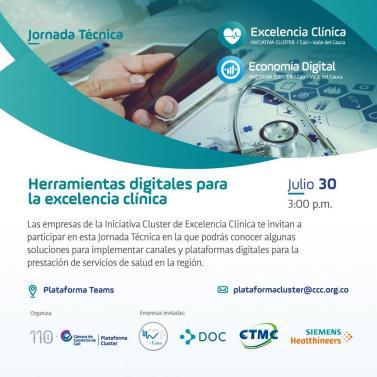 Herramientas digitales para la excelencia clínica