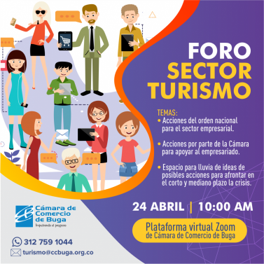 Foro Sector Turismo