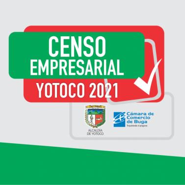 censo empresarial Yotoco
