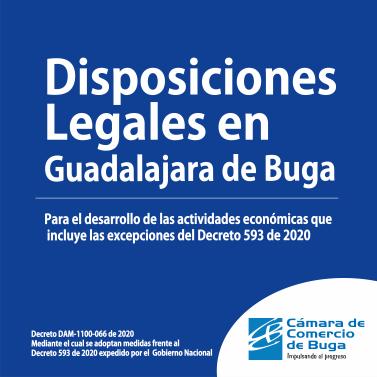 disposiciones legales buga