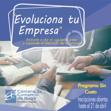 evoluciona tu empresa