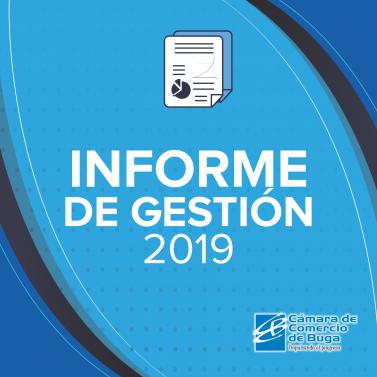 informe de gestion 2019